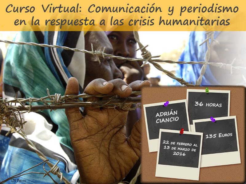 Curso virtual comunicación 2016